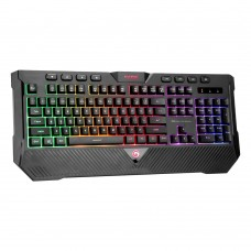 Marvo геймърска клавиатура Gaming Keyboard K656 - Wrist support, 112 keys, Backlight - MARVO-K656