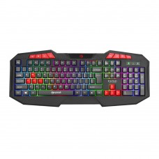 Marvo геймърска клавиатура Gaming Keyboard 112 keys - K602 - Rainbow backlight