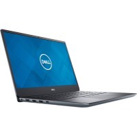 "Лаптоп, Dell Vostro 5490, Intel Core i7-10510U (up to 4.9 GHz, 8MB), 14"" FullHD (1920x1080) Anti-Glare, HD Cam, 8GB 2666MHz DDR4, 256GB SSD,NVIDIA GeForce MX250 Graphics with 2GB GDDR5 vRAM, 802.11ac, BT 4.0, Backlit Keyboard, Linux, Grey"