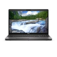 "Лаптоп, Dell Latitude 5500, Intel Core i5-8265U (6M Cache, 1.60 GHz), 15.6"" FHD (1920x1080) Wide View AntiGlare, 8GB 2666MHz DDR4, 256GB SSD PCIe M.2, Intel UHD 620, 802.11ac, BT, Cam and Mic, Backlit KBD, Ubuntu, 3Y NBD"