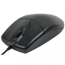 Optical Mouse A4tech OP-620D, USB, Black