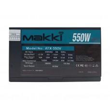 Makki захранване PSU 550W PFC - MAKKI-ATX-550V