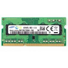 Samsung Laptop Memory 4GB 1Rx8PC3L-12800S-11-13-B4 1600Mhz