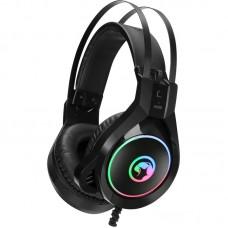 Marvo геймърски слушалки Gaming Headphones HG8901 - RGB, 50mm - MARVO-HG8901