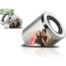 Disney - Disney High School Musical Mini Drum Speaker - USB Interface Retail Packaged