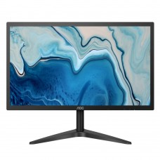 "Монитор, AOC 22B1H, 21.5"" Wide TN LED, 5 ms, 600:1, 20М:1 DCR, 200 cd/m2, FHD 1920x1080@60Hz, FlickerFree, Low Blue Light, D-Sub, HDMI, Headphone Out, Black"