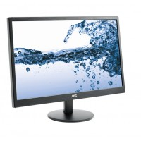 "Монитор, AOC E2270SWN, 21.5"" Wide TN LED, 5ms, 20М:1 DCR, 200 cd/m2, 1920x1080 FullHD, Black"