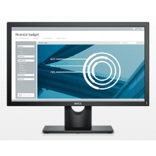 "Монитор, Dell E2216HV, 21.5"" Wide LED Anti-Glare, TN Panel, 5ms, 600:1, 200 cd/m2, 1920x1080 Full HD, VGA, Tilt, Black"